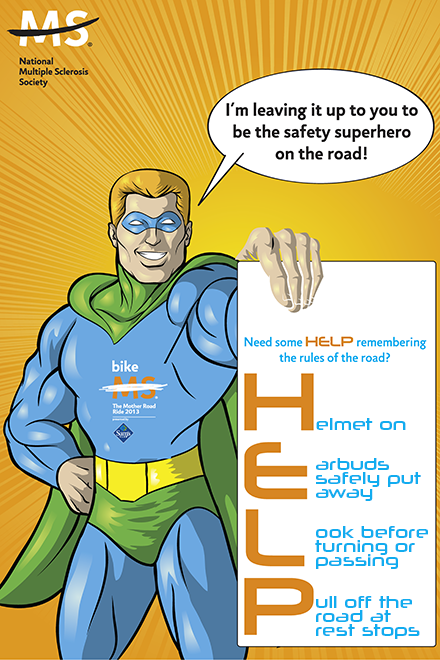 Safety HELP Poster